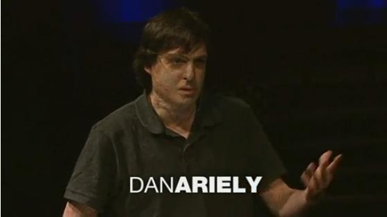 TED talks – Dan Ariely pita: Kontroliramo li svoje odluke?