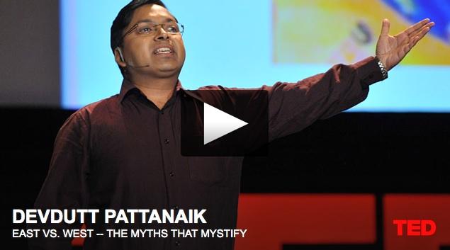 TED talks – Devdutt Pattanaik: Istok protiv Zapada – mitovi koji zbunjuju